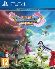 Dragon Quest XI - Edition of Light  ITA   PS4  PLAYSTATION 4  NUOVO