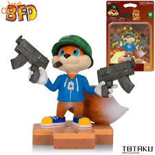 """TOTAKU Conker's Bad Fur Day – Conker, Collection: №27, Figure, 10 cm / 4.0"""""""