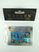 Bayern Magnet Premium Souvenir Germany Laser Optik,NEU