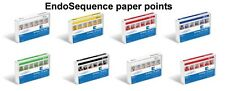 Brasseler Endosequence Paper Points Different Variations Pack Of 90