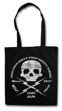 STUNTMAN MIKE HIPSTER BAG - Stofftasche Stoffbeutel - Death Proof Kult Movie