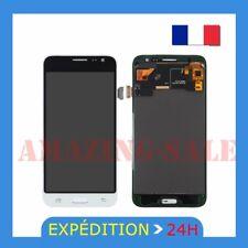 ECRAN LCD POUR Samsung Galaxy J3 (2016) J320F + HOME BOUTON BLANC RETINA