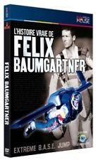 L'Histoire vraie de Felix Baumgartner - Extreme B.A.S.E. Jump - DVD NEUF