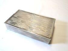 Mid century Cigarette Box