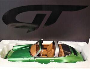 1/18 GT Spirit GT780 Porsche 911 S 2.7 Targa Metallic Green  Limited Edition