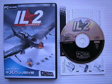 IL-2 STURMOVIK - PC CD ROM - WINDOWS 98/ME/2000/XP