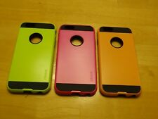 Lot Of (3) Iphone 6 / 6s Strong Guard Cases