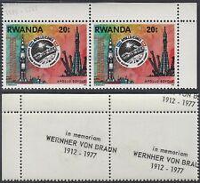 Rwanda 1977 - Mint never hinged stamp (MNH). Cob Nr.: 838.... (EB) MV-3467