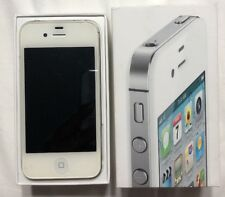 Apple iPhone 4s - 16GB - White Smartphone, Touchscreen Locked For Parts