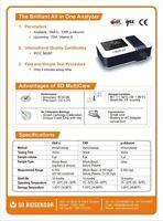 Multicare-Analyzer-HbA1c-CRP-Micro-Albumin Test Strips Free Shipping