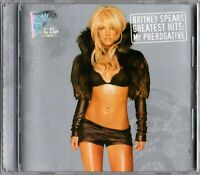 BRITNEY SPEARS Greatest Hits My Prerogative 2004 MALAYSIA CD RARE FREE SHIPMENT