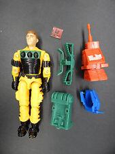 1988 GI Joe LIGHTFOOT action figure Hasbro ARAH toy Explosives Expert robot mine