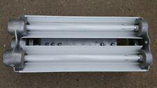Larson Electronics Explosion Proof 2' Fluorescent Light Paint Booth EPL-24-2L-LV