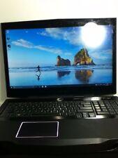 P11E Alienware M17xr4 Laptop i7, 2.30ghz, 8gb ram, 500gb hard drive -free ship