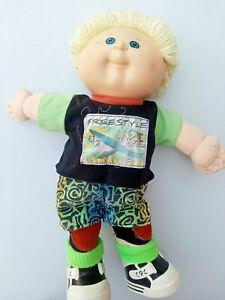 poupée / doll CABBAGE PATCH KIDS - patouf 1978 - 1984