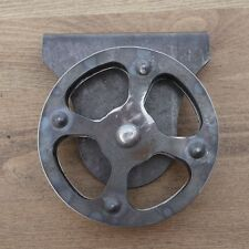 Metallrad Rolle rustikal LOFT industrial Style Ø 120 mm