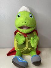 Nickelodeon Wonder Pets Tuck the Turtle Plush Stuffed Animal Toy