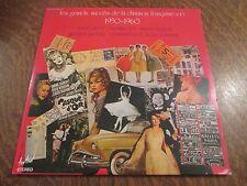 album 2 33 tours les grands succes de la chanson francaise volume 3 1950-1960