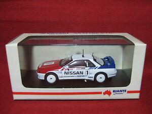 1:43 ATCC WINNER 1990 Skyline GTR Mark Skaife Jim Richards Tooheys Bathurst 1000