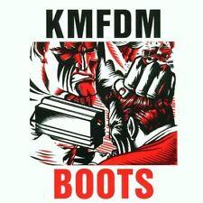 KMFDM Boots CD 2002