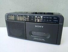 SONY DREAM MACHINE ICF-C610 CASSETTE PLAYER ALARM CLOCK RADIO - TESTED WORKING
