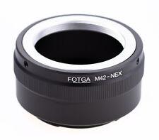 Adapter für M42 Objektiv an Sony E-Mount Kamera (Sony NEX /Sony A7)