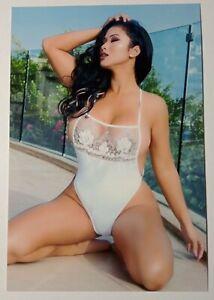 Sexy Erotisches Model Foto - Erotik - Hochglanz - Größe 10x15 - Farbe