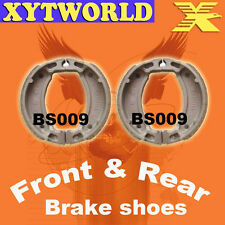 Front Rear Brake Shoes Yamaha T105 T105 E Crypton 1996