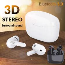 Bluetooth 5.0 TWS Kopfhörer In Ear Ohrhörer Headset mit Ladebox Touch Control