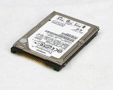 "40gb 2,5"" (6,35 cm) HDD Disco Rigido Hitachi hts424040m9at00 IDE PATA #078"