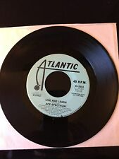 Ace Spectrum-Live And Learn-Atlantic-45-M- Promo