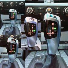 AUTOMATIK SCHALTKNAUF MIT LED BELEUCHTUNG: E60 E61 5er 2003 bis 03/2007