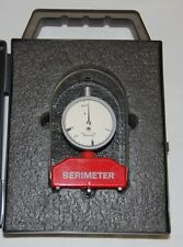 Serimeter Stainless Steel Screen Fabric Tension Meter Gauge Tester TESTED