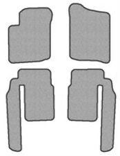 Carpet Floor Mats For 2002-2006 Suzuki XL-7 - Choice of Carpet Color