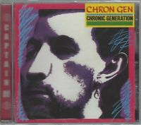 CHRON GEN - CHRONIC GENERATION - (still sealed cd) - AHOY CD 268