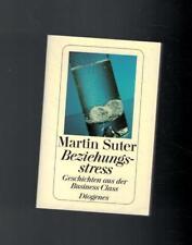 Martin Suter - Beziehungsstress Geschichten aus der Business Class - 2002