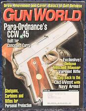 Magazine GUN WORLD December 2003 !!! SAVAGE Model 30GM RIFLE !!!