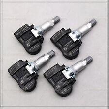 New Set of (4) TPMS Tire Pressure Monitor Sensor 315MHz For Tesla 1074814-00-B