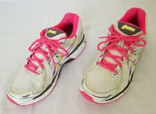 Womens Size 8.5 Multicolor Asics GT-2000 Running Shoes T2K7N preowned
