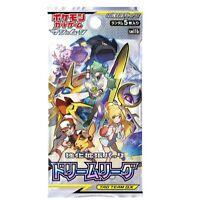 Pokemon card SM11b Dream League ドリームリーグ 10 packs Japanese