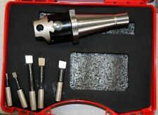 """SOBA 2"""" Boring Head with Tools INT 30 Imperial For Milling Machine ISO30"""