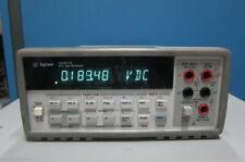 Agilenthp 34401a 6 Digit Digital Multimeter