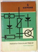 Halbleiter Datenbuch   1968/69         8295