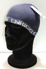 Cappello cuffia berretto unisex hat ENRICO COVERI a.MC1319C col.blu Italy