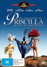 The Adventures Of Priscilla, Queen Of The Desert, Australian (DVD, Like New) ge3