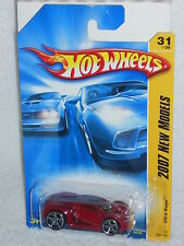 Hot Wheels 2007 New Models 31/36  Ultra Rage Red w/ OH5SPs