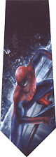 SPIDERMAN LIVING ON THE EDGE MARVEL NEW NOVELTY TIE