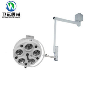LED Operating Surgical Procedure Light Wall Mounted OT Medical Lamp WYLEDK5