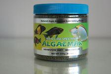 New Life Spectrum Algae Max Pellet  2mm Enhancing Pellets 250g Tub For all Fish