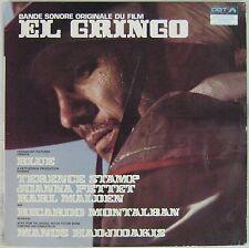 El Gringo 33 tours Manos Hadjidakis 1968